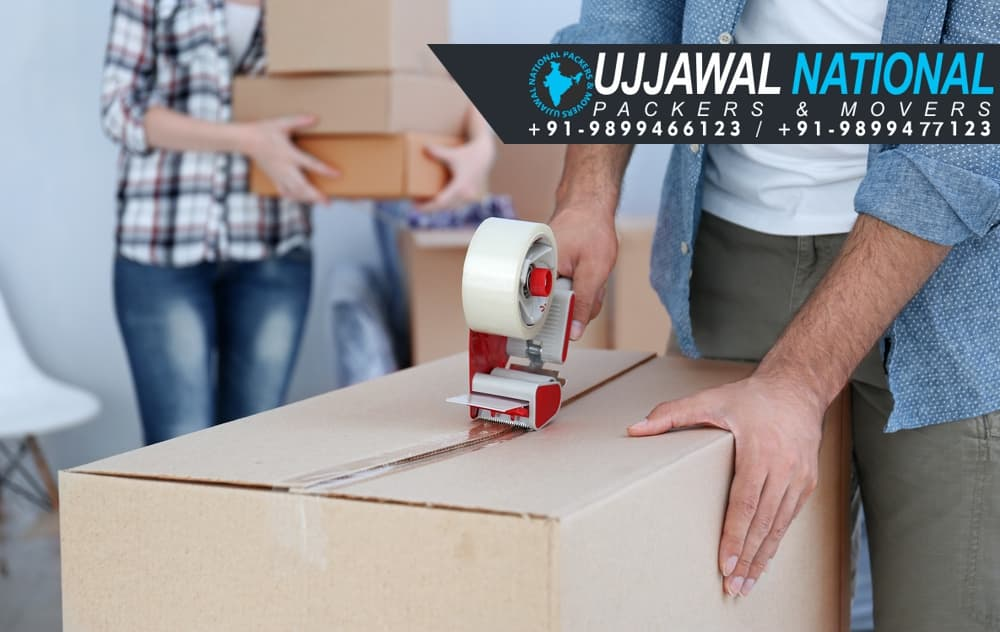 Affordable Home shifting in Delhi with Ujjawal Packers and Movers