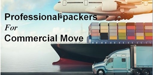 Why Choose Professional Packers And Movers For Commercial Move