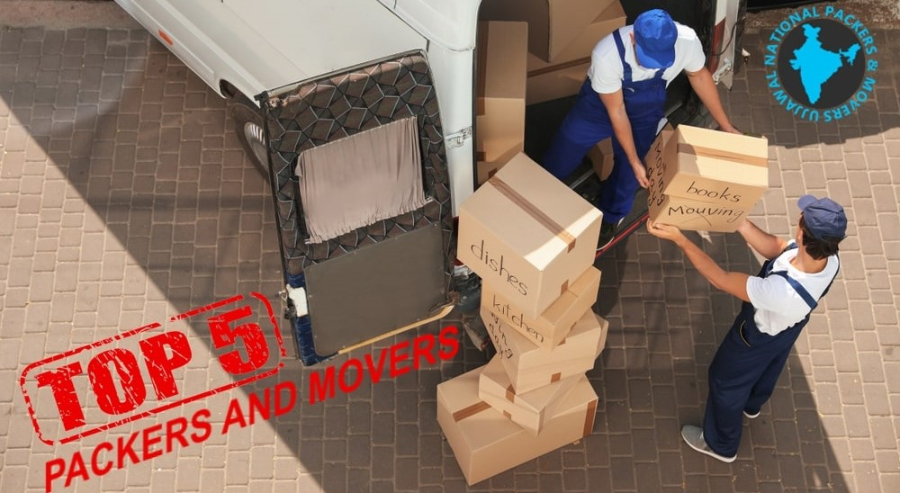 Top 5 Packers and Movers