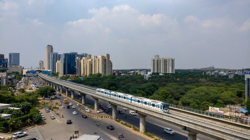 Top Places to Live in Delhi