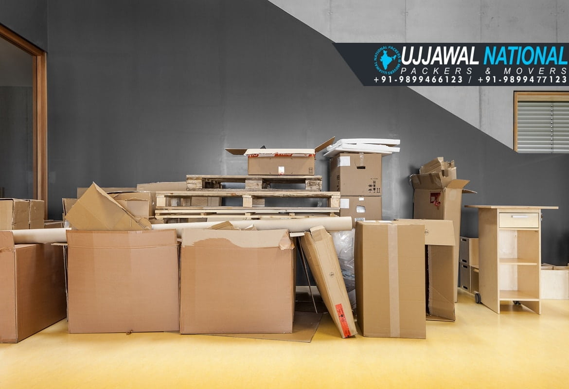 Domestic Packers and Movers